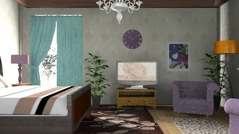 NTB - Classic - Bedroom  - by milyca8