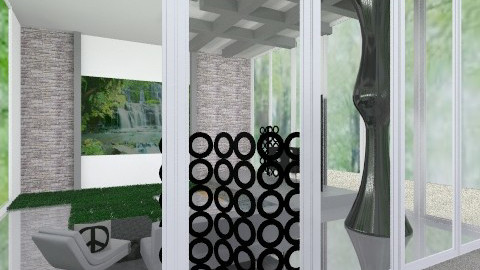 Modern Natur - Minimal - Living room  - by norli99