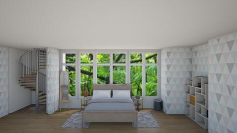 Jungle Room 2021 - Bedroom  - by Drachenmaedchen