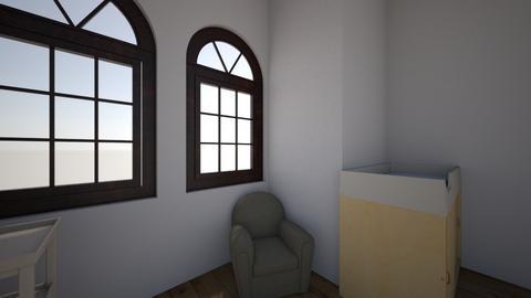 nursery room - Bedroom  - by edinar
