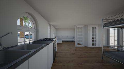 Lentiscais Kitchen - Kitchen  - by doritauk