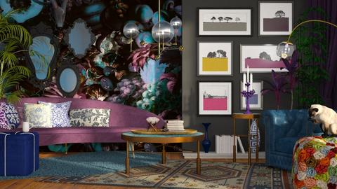 Maximalist  - by Just Bee