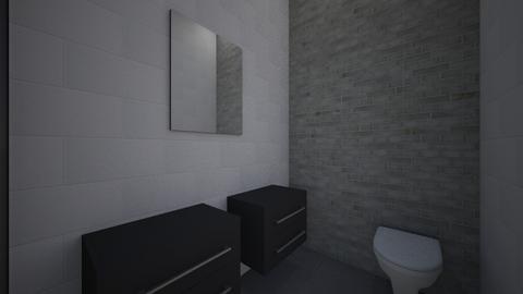 3124 bathroom anat - Bathroom  - by anat friedman