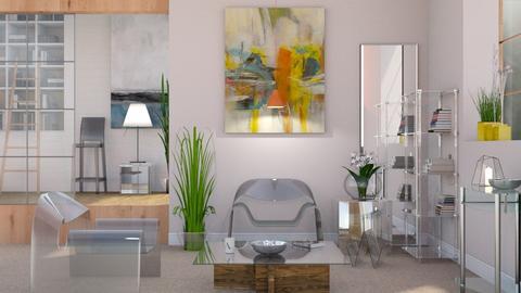 Transparent Interior - Modern - Living room  - by Sally Simpson