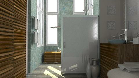 Cleansing - Bathroom  - by jenshadow_222