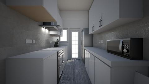 vision kitchen1 - Kitchen  - by manchester560