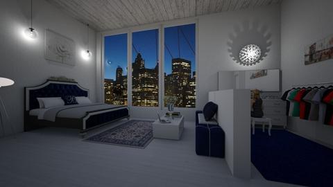 Working title - Bedroom - by Menahkarimi