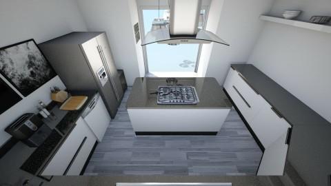 MINIMAL KITCHEN  - Minimal - Kitchen  - by alorahkplove