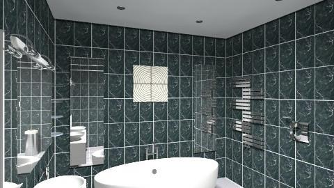 bathroom2 vizsga - Modern - by kisa8