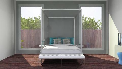 mod waters - Modern - Bedroom - by shotzydog