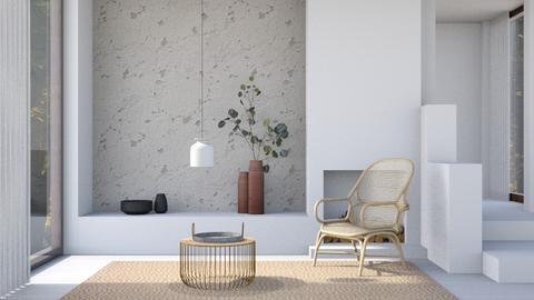 Cute Display Room - Living room  - by SunflowerStudios