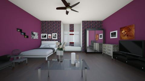 adole - Classic - Bedroom  - by Ju Crestani