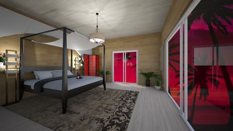 Feng Shui - Bedroom  - by Raine Malloy