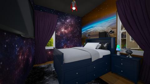 The Final Frontier - Bedroom - by SammyJPili