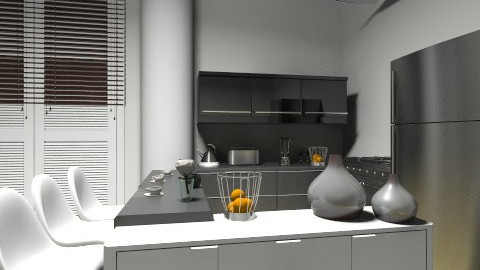 coffee - Modern - Kitchen  - by tita