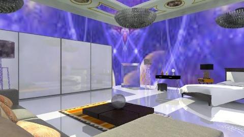 We needed more space - Eclectic - Bedroom  - by mrschicken