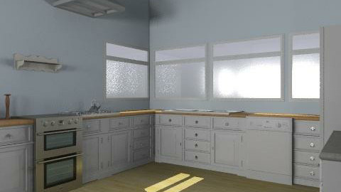 kitchen  - Country - Kitchen  - by vstefi