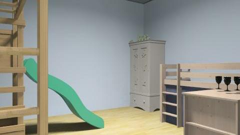 very kids room - Modern - Kids room  - by Babszem