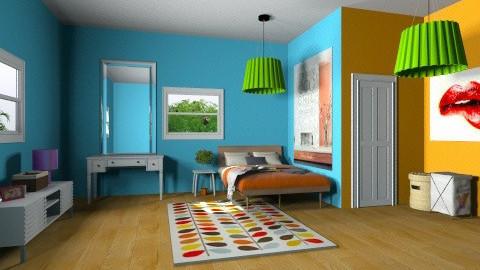 12345678990 - Bedroom  - by adiaa
