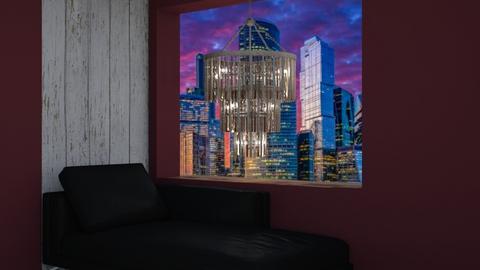 window - Living room  - by nihalruttala