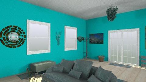 cool livingroom - Retro - Living room  - by jeushalumley