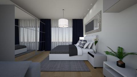 Kacenka 1  - Bedroom  - by HanaDocekalova