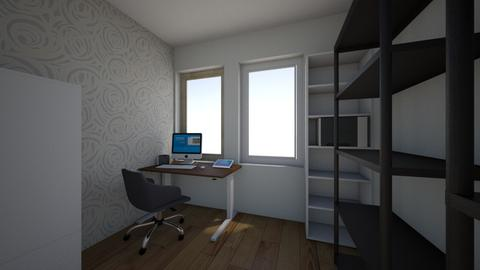 Werkkamer Lindanny - Office  - by lindanny