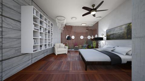 victorian - Minimal - Bedroom  - by Angelic_Cuteness136