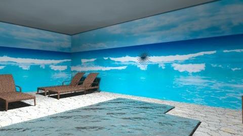 Pool - by 123detroit