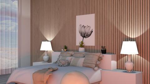 Romantic bedroom - Bedroom  - by iope