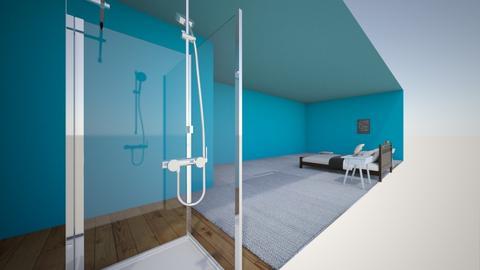 Level One  - Bathroom  - by Summer88