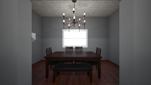Box Kitchen - Kitchen  - by Brooke0830