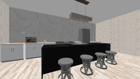 Careers Project - Kitchen  - by JoshWhitaker