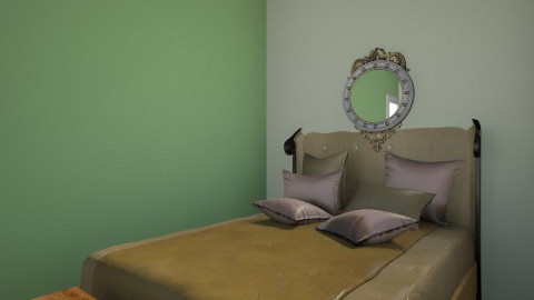 bedroom - Classic - Bedroom  - by SnofflesMcwaffles