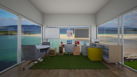 seaview - Office  - by MomoBeag