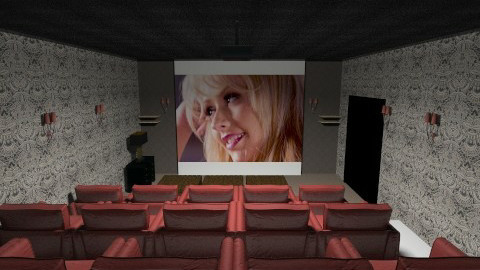 Home Cinema - Eclectic - by Lucas Nappo