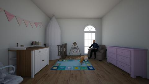 Baby Room - Modern - Kids room - by CoCoCat164