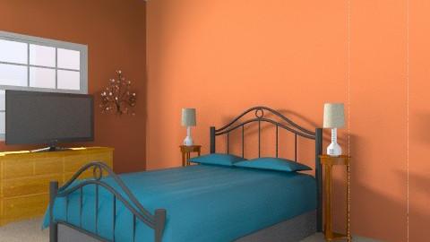 master bedroom - Modern - Kitchen - by ashmo04