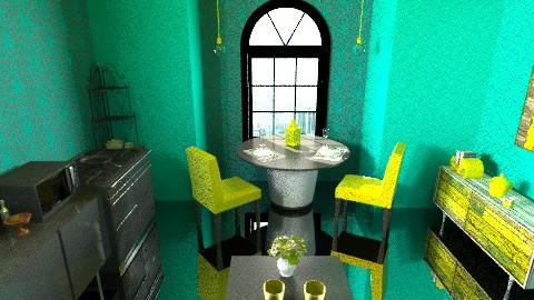 Will konyha - Eclectic - Kitchen  - by Ren707