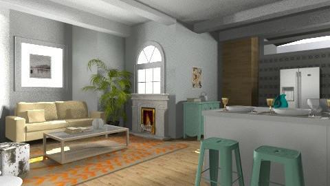 Home Sweet Home - by palislee