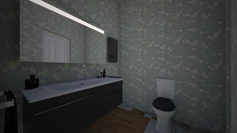 big room bathroom - Classic - Bathroom - by shadowbunny06