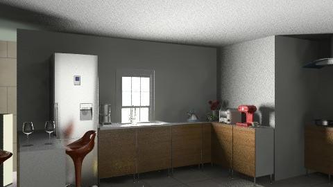 7 - Classic - Kitchen  - by babyfrog