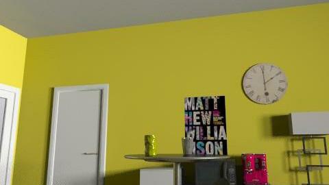 kaitlyn - Glamour - Bedroom  - by princesskait31