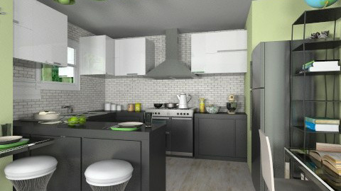 My New Kitchen - Kitchen  - by smccauley029
