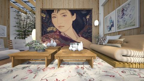 futon - Living room  - by ana111