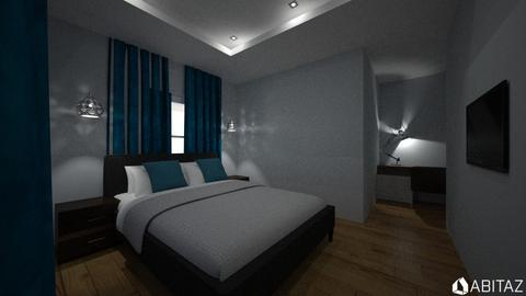 ostrich guest room main d - Bedroom - by DMLights-user-1347648