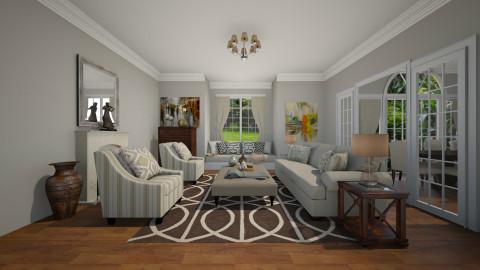 casa elegante - Classic - Living room  - by Joseph Espinoza