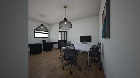 Visao entrada sala - Office  - by claudioescritorio