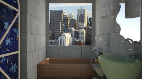 Roccobarocco Bathroom - Modern - Bathroom  - by 3rdfloor