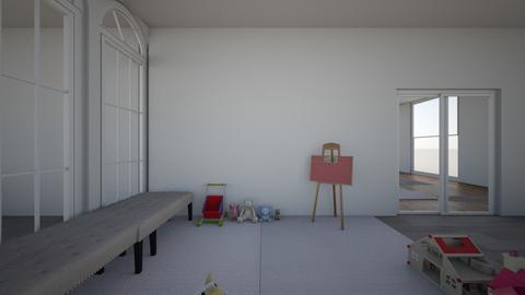 evim5 - Living room  - by ecemkazan123